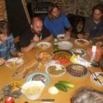 Reportáž z komunitní veganské večeře v Olomouci