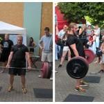 Vegan Sport Club na Veggie Parade: Exhibice, těžké váhy a pomoc začátečníkům