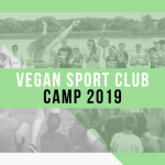 Vegan sport club Camp 2019