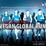 4. duben – Globální veganský běh