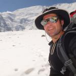 Vysokohorský lezec a vegan Atanas Skatov