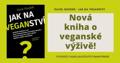 Kniha Jak na veganství právě vychází!