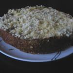 Cuketovo-mrkvovo-jablečný koláč