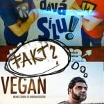 Lidl: maso dává sílu. Vegané: to těžko :-)