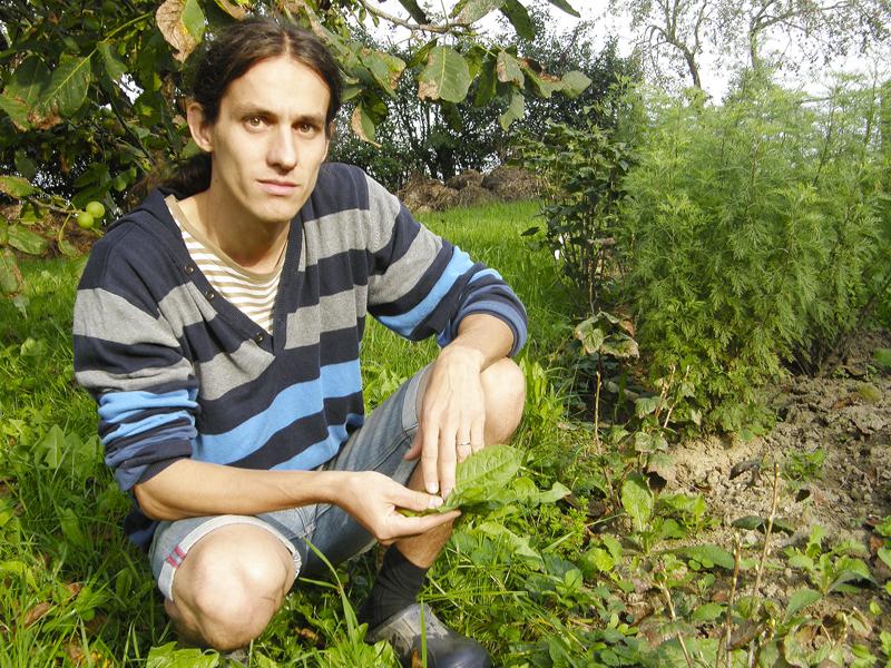 Epizoda 9: permakulturní pěstitel Marek Kvapil