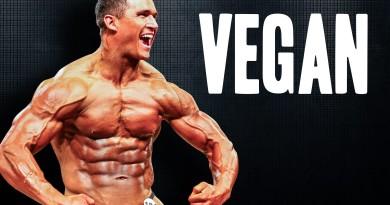 10 kulturistů-veganů, měnících pohled na maso