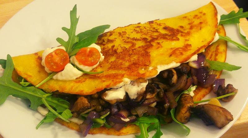 Omeleta u MyKitchen