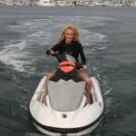 Pamela Anderson podpořila aktivisty chránící velryby na Faerských ostrovech