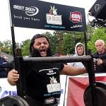 Vegan silák má další světový rekord!