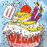 Tři roky veganského večeření