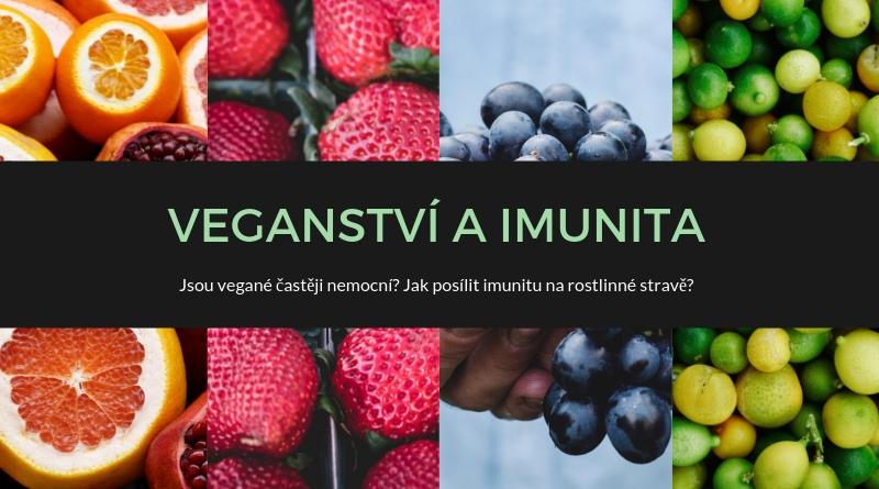 vegansti a imunita